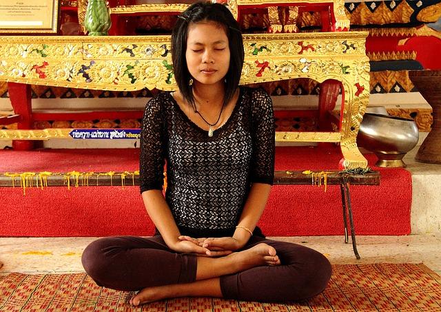 dechová meditace