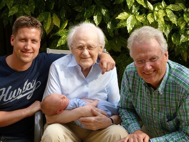 čtyři generace