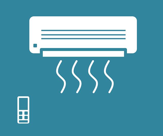 klimatizace s ovládáním