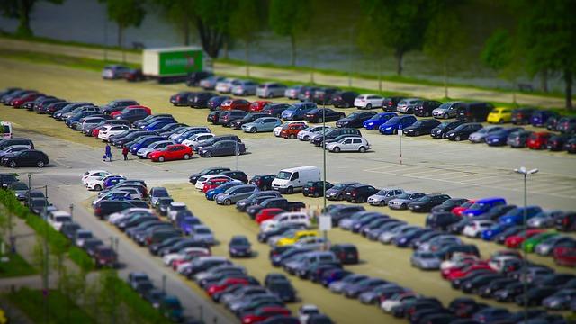 městské parkování